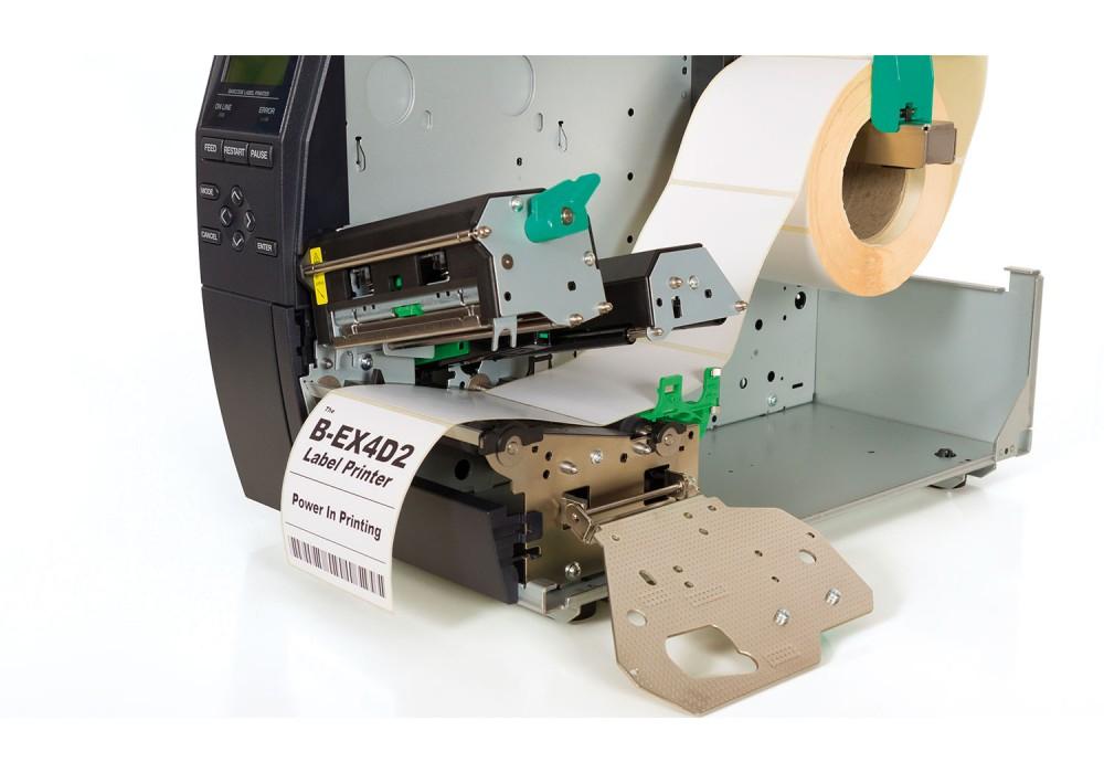 Toshiba TEC B-EX4D2-GS12-QM-R - Etikettendrucker