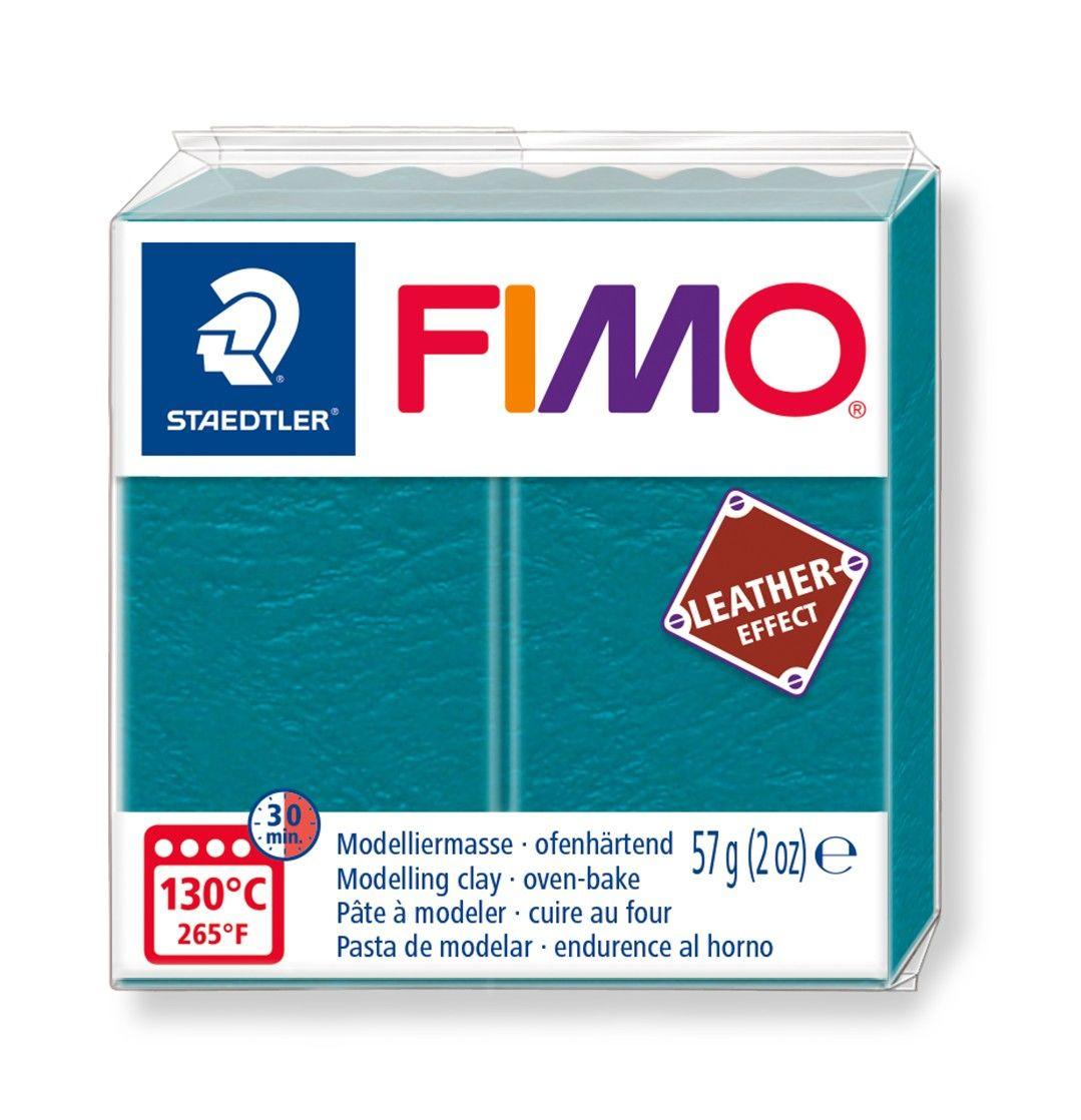 STAEDTLER FIMO 8010 - Knetmasse - Aqua-Farbe - Erwachsene - 1 Stück(e) - 1 Farben - 130 °C