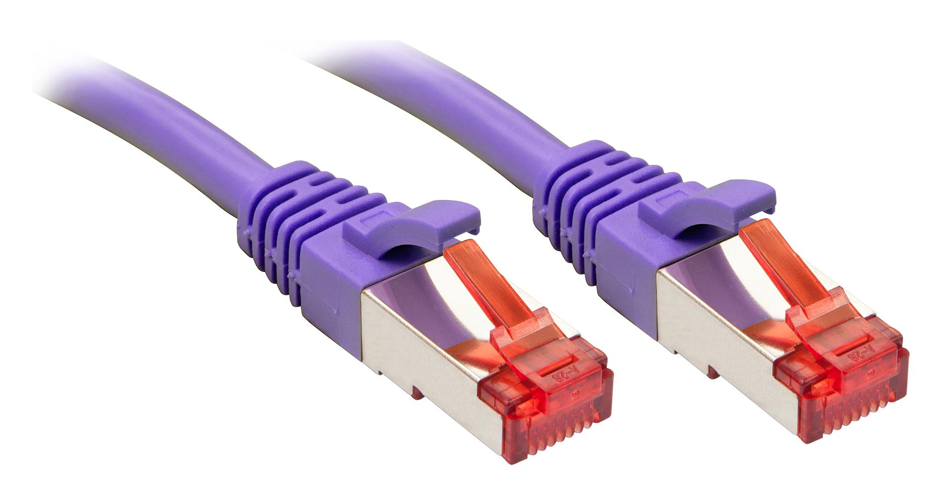 Lindy Patch-Kabel - RJ-45 (M) bis RJ-45 (M) - 30 cm