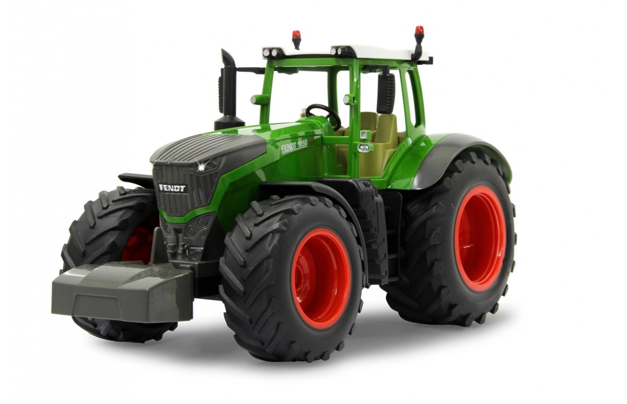JAMARA Fendt 1050 Vario - Traktor-LKW - Elektromotor - 1:16 - Betriebsbereit (RTR) - Schwarz - Grün - Kunststoff