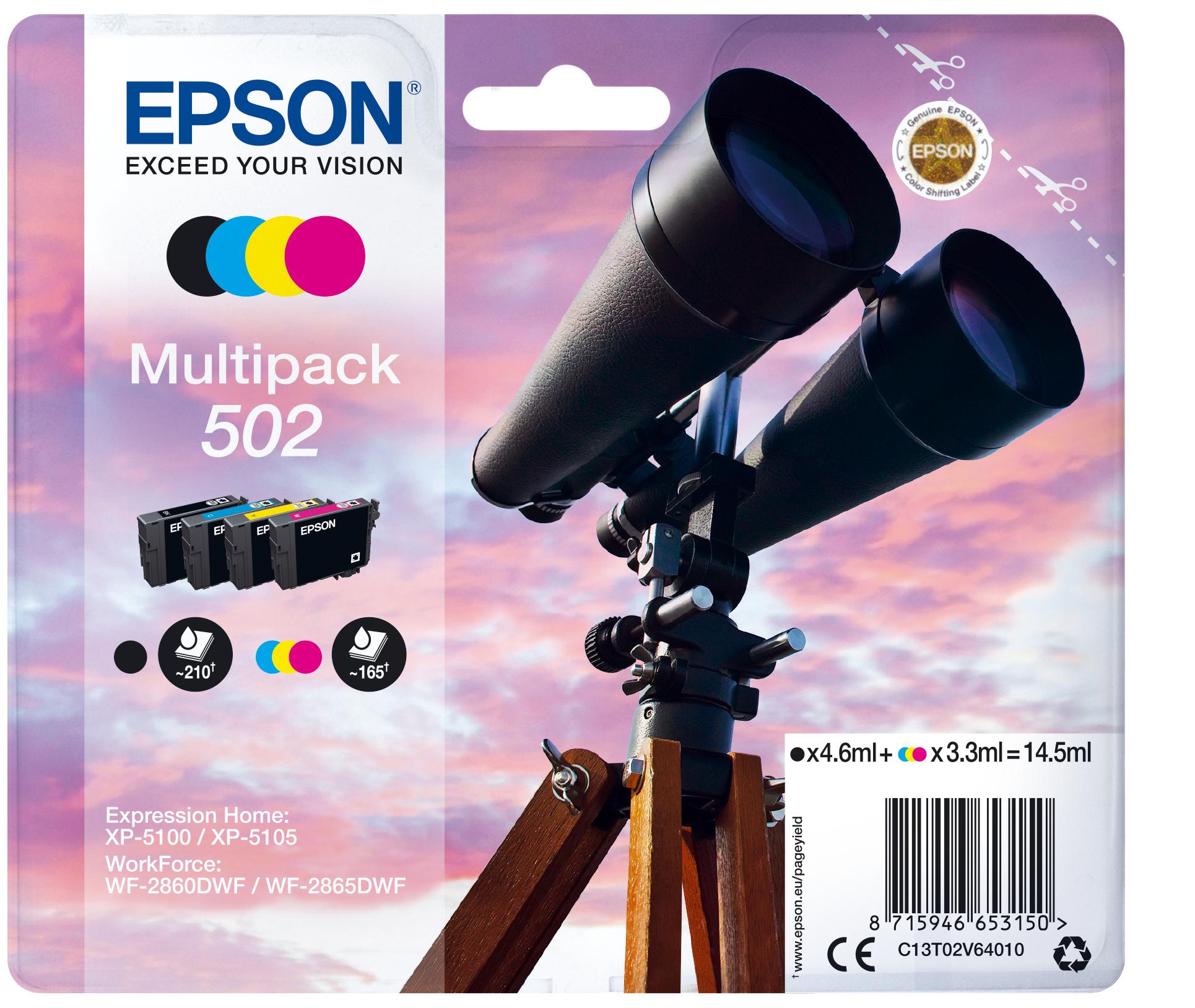Epson C13T02V64010