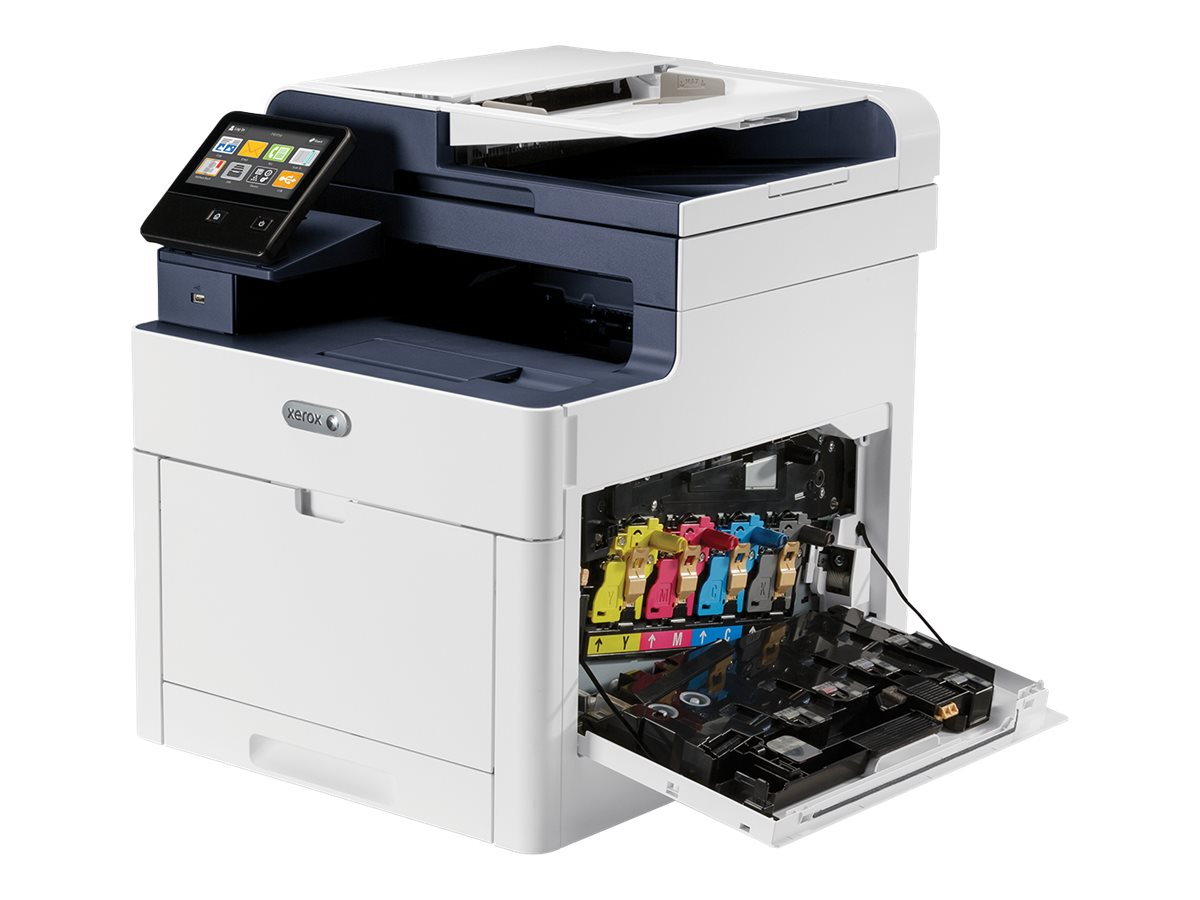 Xerox WorkCentre 6515V_DNI - Multifunktionsdrucker - Farbe - Laser - Legal (216 x 356 mm)