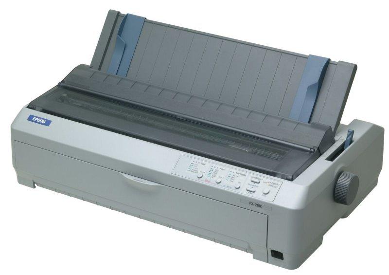 Vorschau: Epson FX 2190 - Drucker