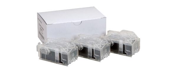 Lexmark 5000 Stck. Klammern (Packung mit 3) - Heftklammern 5.000 Blatt