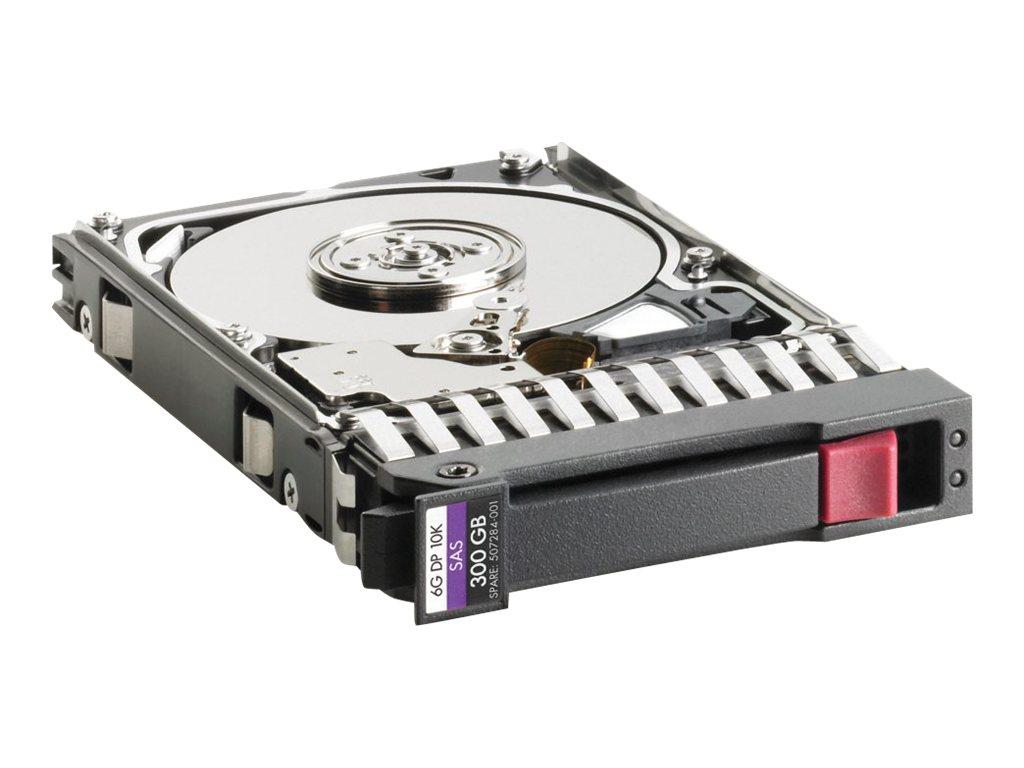 HP MSA 300GB 6G SAS 10K DP ENT Reman HDD (E2D55A) - REFURB