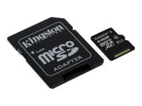 Flash-Speicherkarte (microSDXC-an-SD-Adapter inbegriffen) - 64 GB