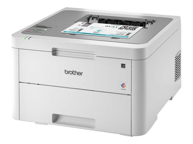 Brother HL-L3210CW - Drucker - Farbe - LED - A4/Legal - 2400 x 600 dpi - bis zu 18 Seiten/Min. (einfarbig)/