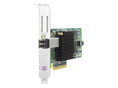 HP 81E 8Gb SP PCI-e FC HBA (AJ762BR) - RENEW