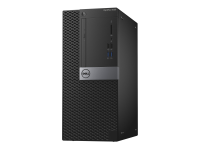 OptiPlex 5050 3.4GHz i5-7500 Mini Tower Intel® Core i5 der siebten Generation Schwarz PC