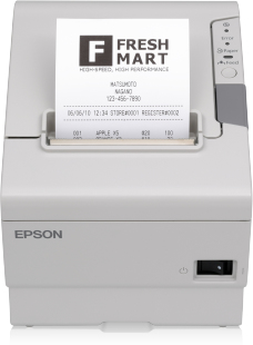 Epson TM-T88V (012): Serial - PS - ECW - EU