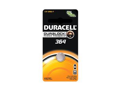 Duracell 364 - Batterie SR60 - Silberoxid - 20