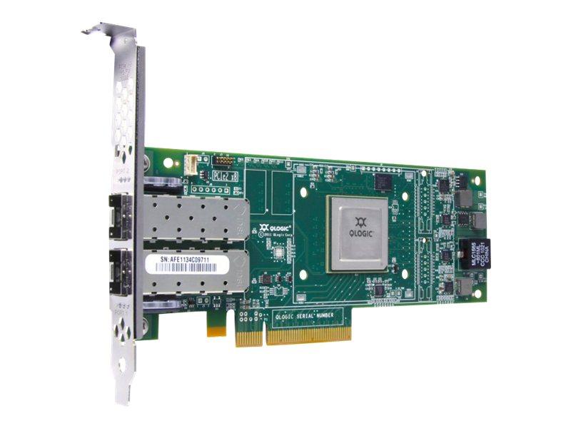 HP StoreFabric SN1000Q 16GB 2port FC HBA (QW972A)