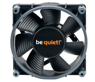 Be Quiet! SHADOW WINGS SW1 80mm MS Computergehäuse Ventilator