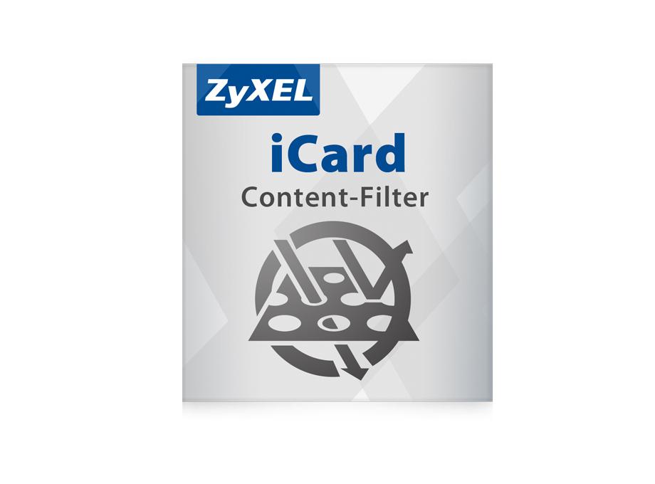 ZyXEL iCard Cyren CF 1Y - Netzwerk Service & Support 1 Jahre