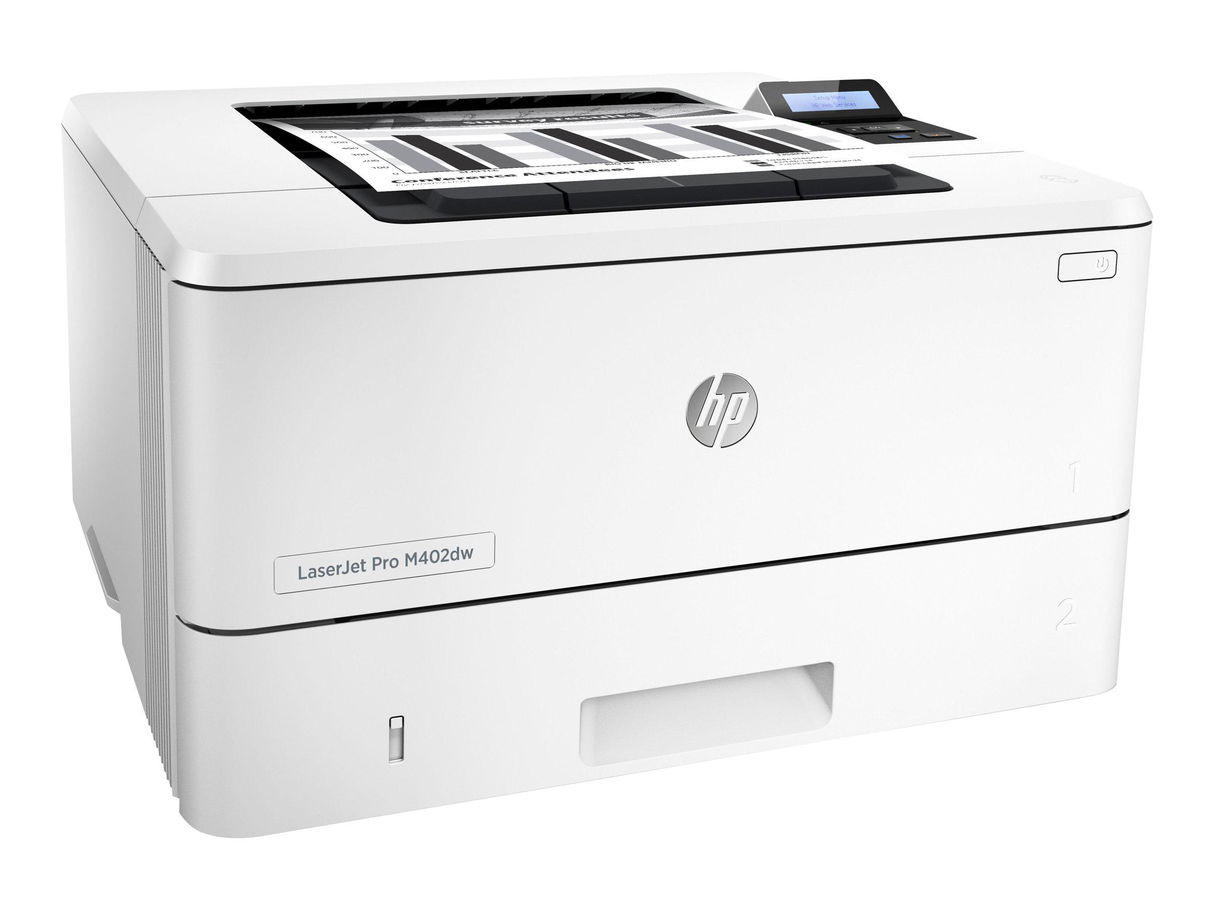 HP LaserJet Pro M402dw, S/W-Laser, A4