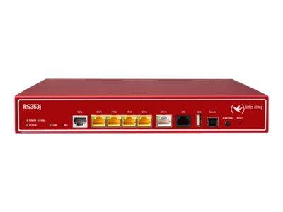 bintec elmeg RS353jv - Router - ISDN/DSL - 5-Port-Switch