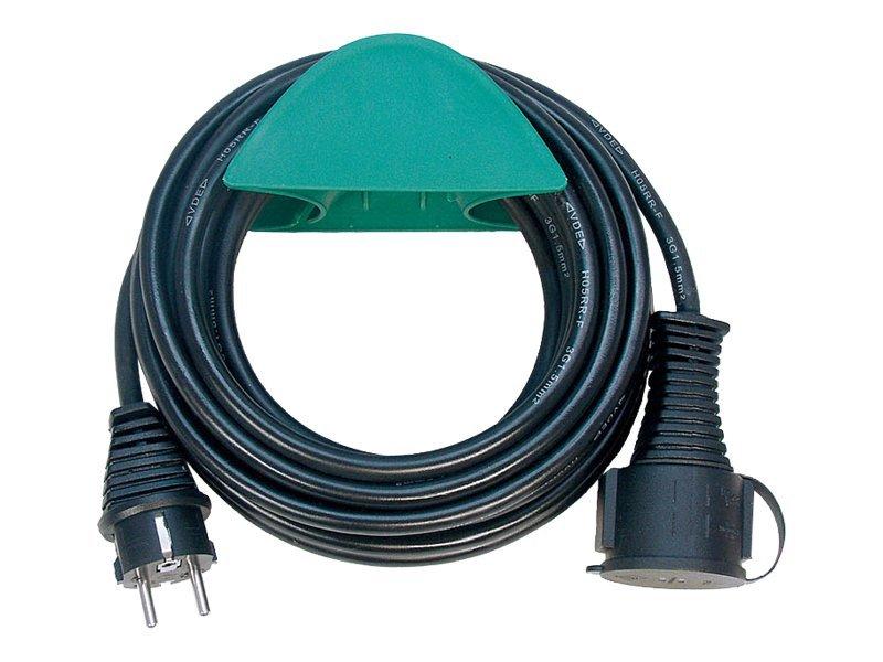 Brennenstuhl H05RR-F 3G1,5 - Spannungsversorgungs-Verlängerungskabel - CEE 7/7 (M)
