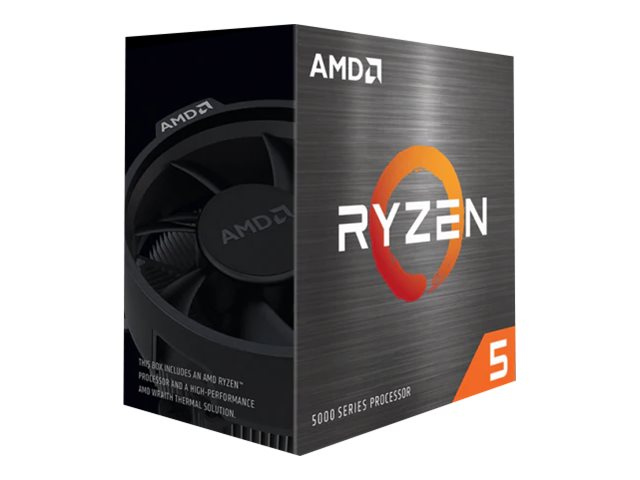 AMD Ryzen 5 5600X - 3.7 GHz - 6 Kerne - 12 Threads