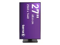 TERRA 2766W 27Zoll 2K Ultra HD AH-IPS Schwarz Computerbildschirm