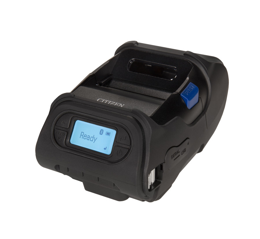 Citizen CMP-25L Etikettendrucker Direkt Wärme 203 x 203 DPI