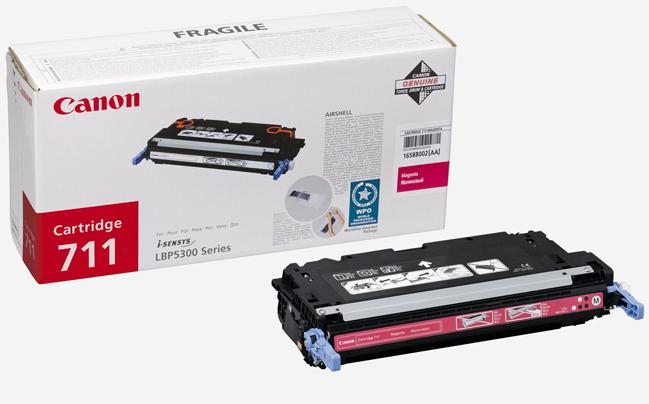 Canon 1658B002 Laser cartridge 6000Seiten Magenta Lasertoner / Patrone