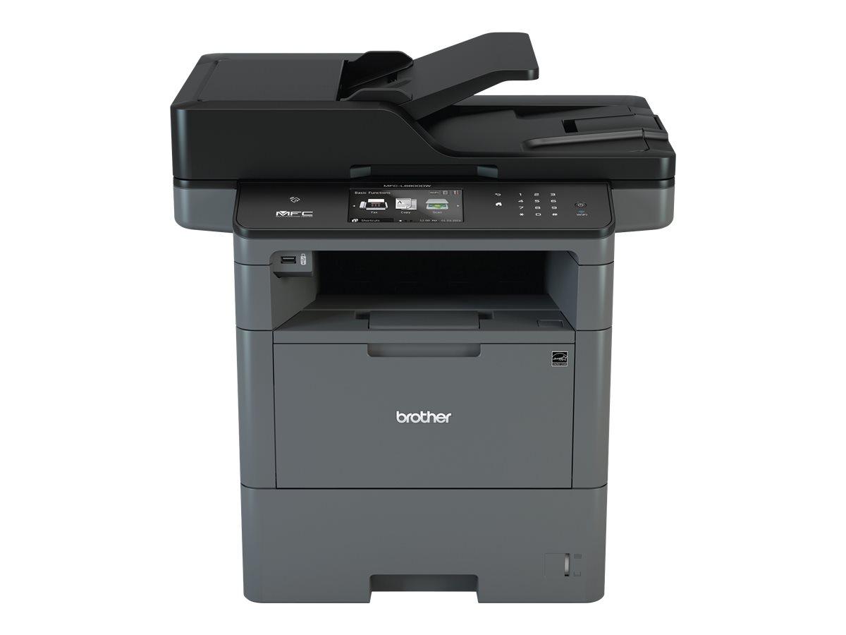 Brother MFC-L6800DW - Multifunktionsdrucker - s/w - Laser - Legal (216 x 356 mm)