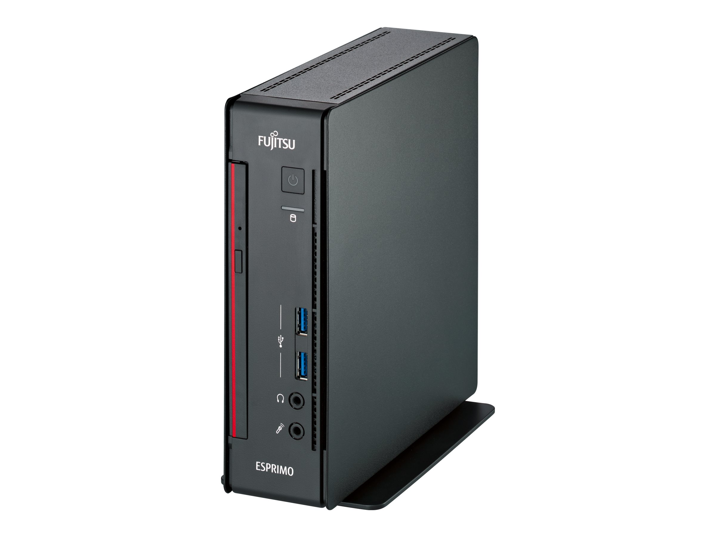 Fujitsu ESPRIMO Q558 - Mini-PC - Core i3 9100 / 3.6 GHz
