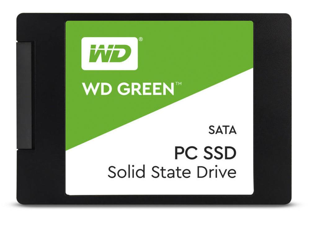 WD Green - 240 GB - 2.5