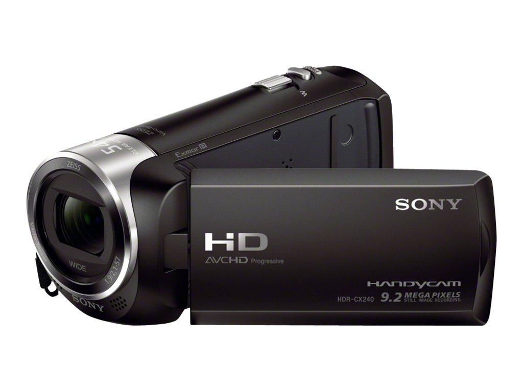 Sony Handycam HDR-CX240E - Camcorder