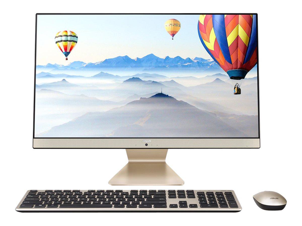 "Vorschau: ASUS Vivo AiO V241EAK - All-in-One (Komplettlösung) - Core i5 1135G7 / 2.4 GHz - RAM 8 GB - SSD 512 GB - NVMe - Iris Xe Graphics - GigE - WLAN: 802.11a/b/g/n/ac, Bluetooth 5.0 - Win 10 Pro - Monitor: LED 60.5 cm (23.8"")"