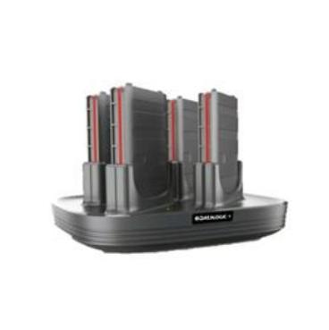 Datalogic 4-Slot Battery Charger - Batterieladegerät