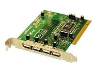 Ultron UHP-400 - USB-Adapter - PCI - USB 2.0
