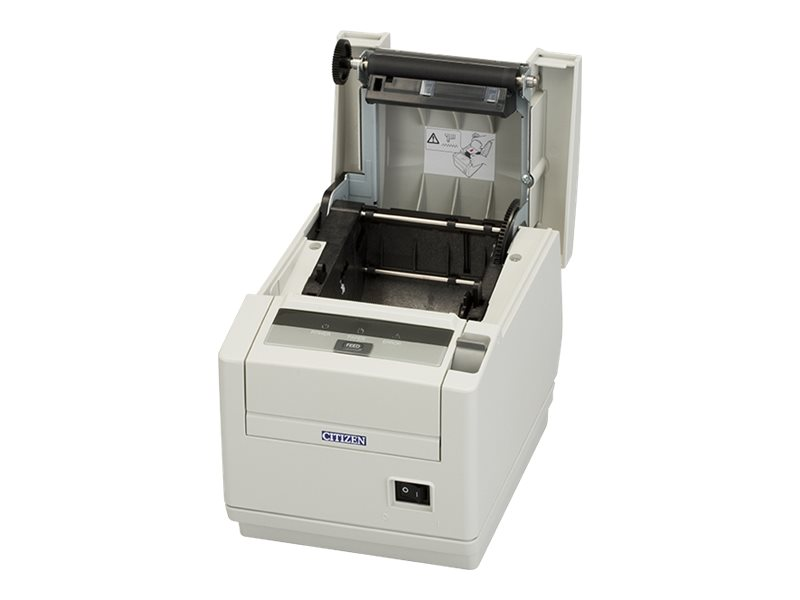 Citizen CT-S601II - Belegdrucker - Thermopapier - Rolle (8,25 cm)