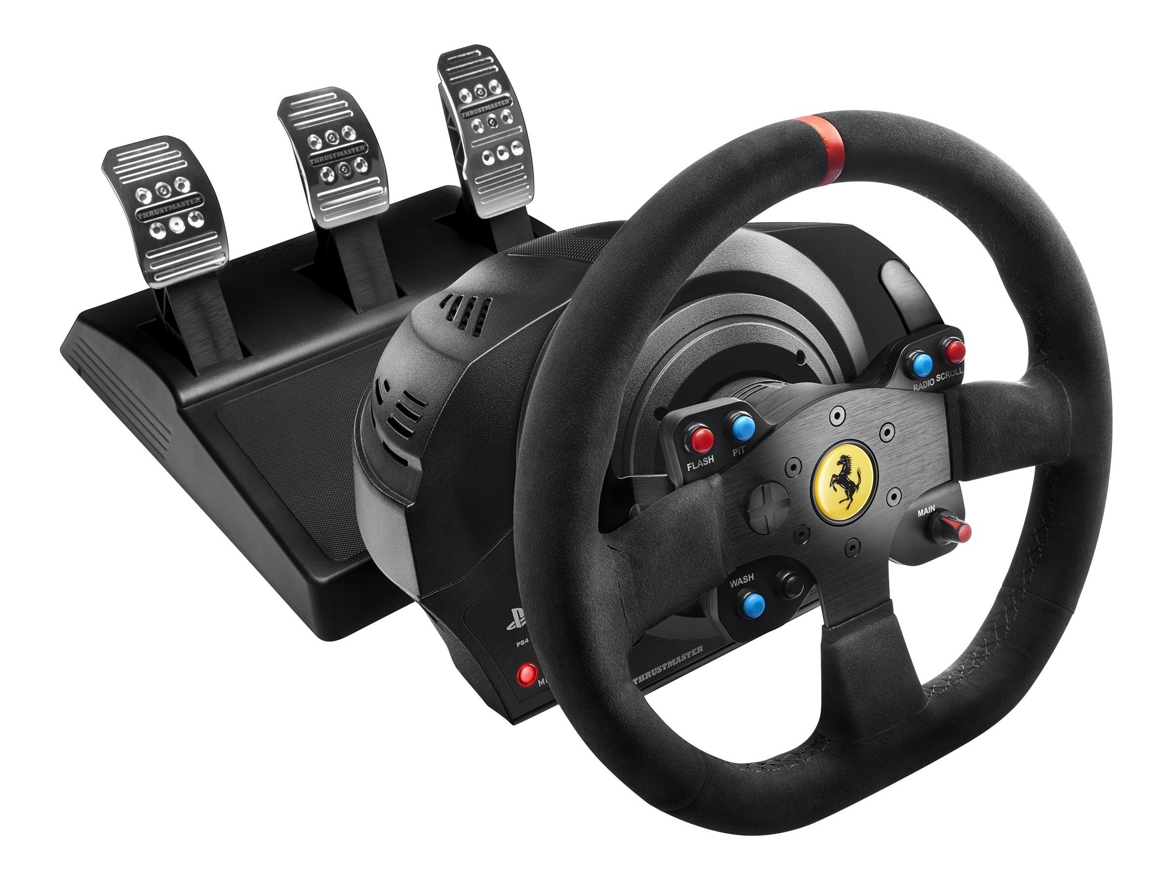 ThrustMaster Ferrari T300 Integral Racing - Alcantara