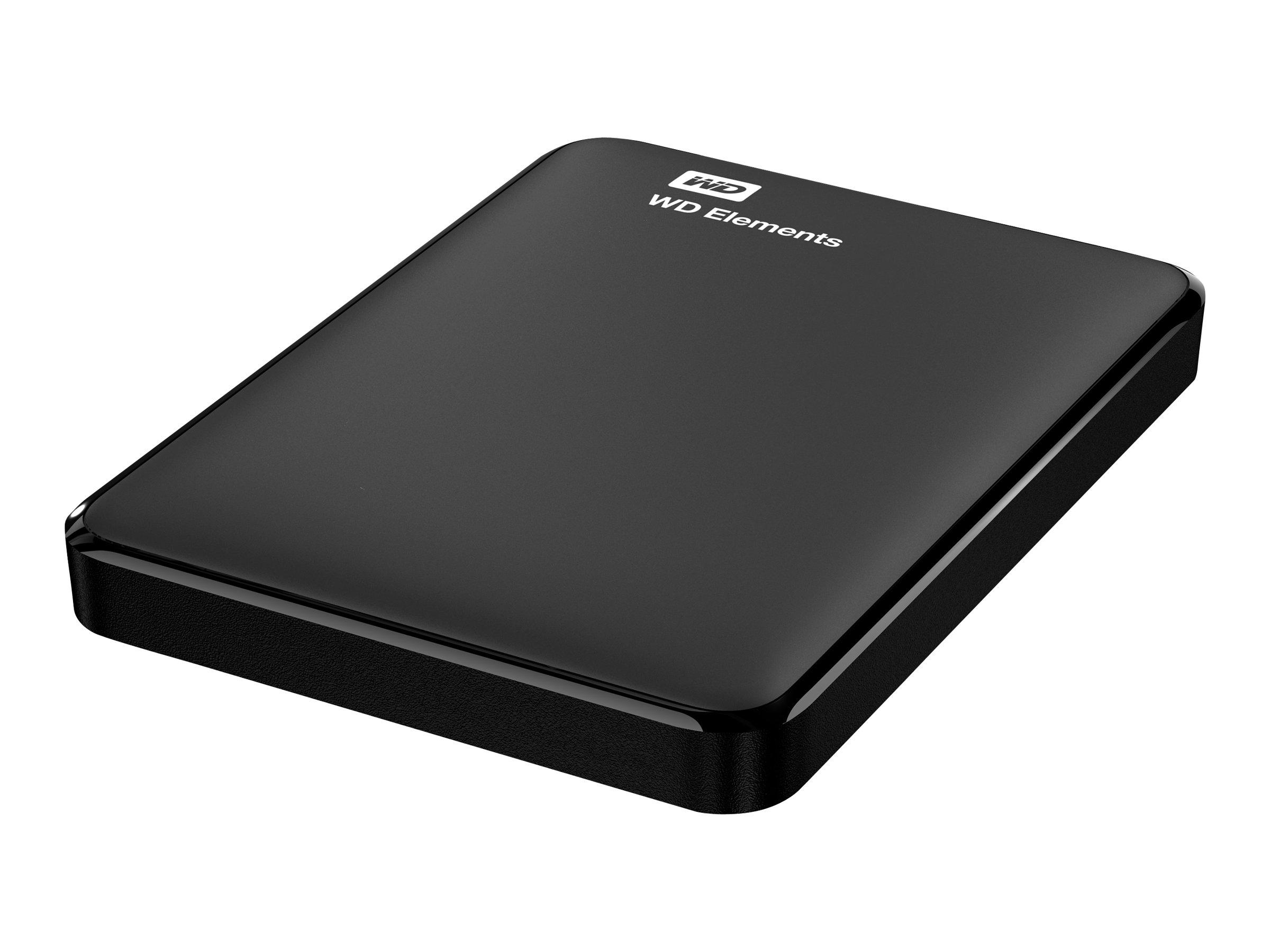 WD Elements Portable WDBUZG7500ABK