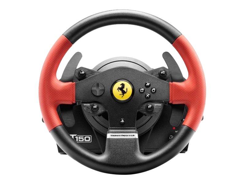 ThrustMaster T150 - Ferrari Edition - Lenkrad- und Pedale-Set