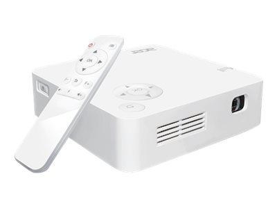 Acer C202i - DLP-Projektor - LED - 300 lm - WVGA (854 x 480)