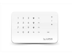 Lupus Electronics 12109 868.6625MHz Weiß Sicherheitszugangskontrollsystem