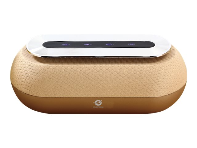 Conceptronic DUNKAN 01GL - Lautsprecher - tragbar - gold