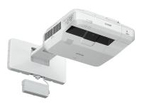 EB-1470Ui - 3 projetores LCD - 4000 lumens (branco) - 4000 lumens (cor) - WUXGA (1920 x 1200) - 16:10 - HD 1080p - 802.11b/g/n wireless / LAN / Miracast Beamer