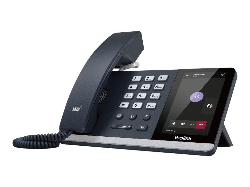 Yealink T55A - Teams Edition - VoIP-Telefon - SIP, SIP v2