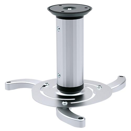 Sunne PRO03S - Zimmerdecke - 10 kg - Silber - Aluminium - 130 - 200 mm - 360°