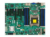 Supermicro X9SRL - Motherboard