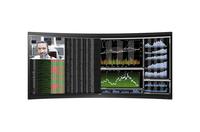 38CK900N-1C Signage-Display 95,2 cm (37.5 Zoll) LCD Anthrazit WLAN