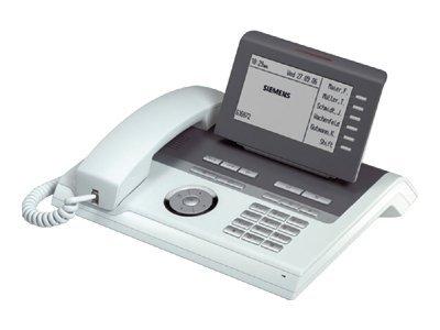 Unify OpenStage 40T - Digitaltelefon - Eisblau