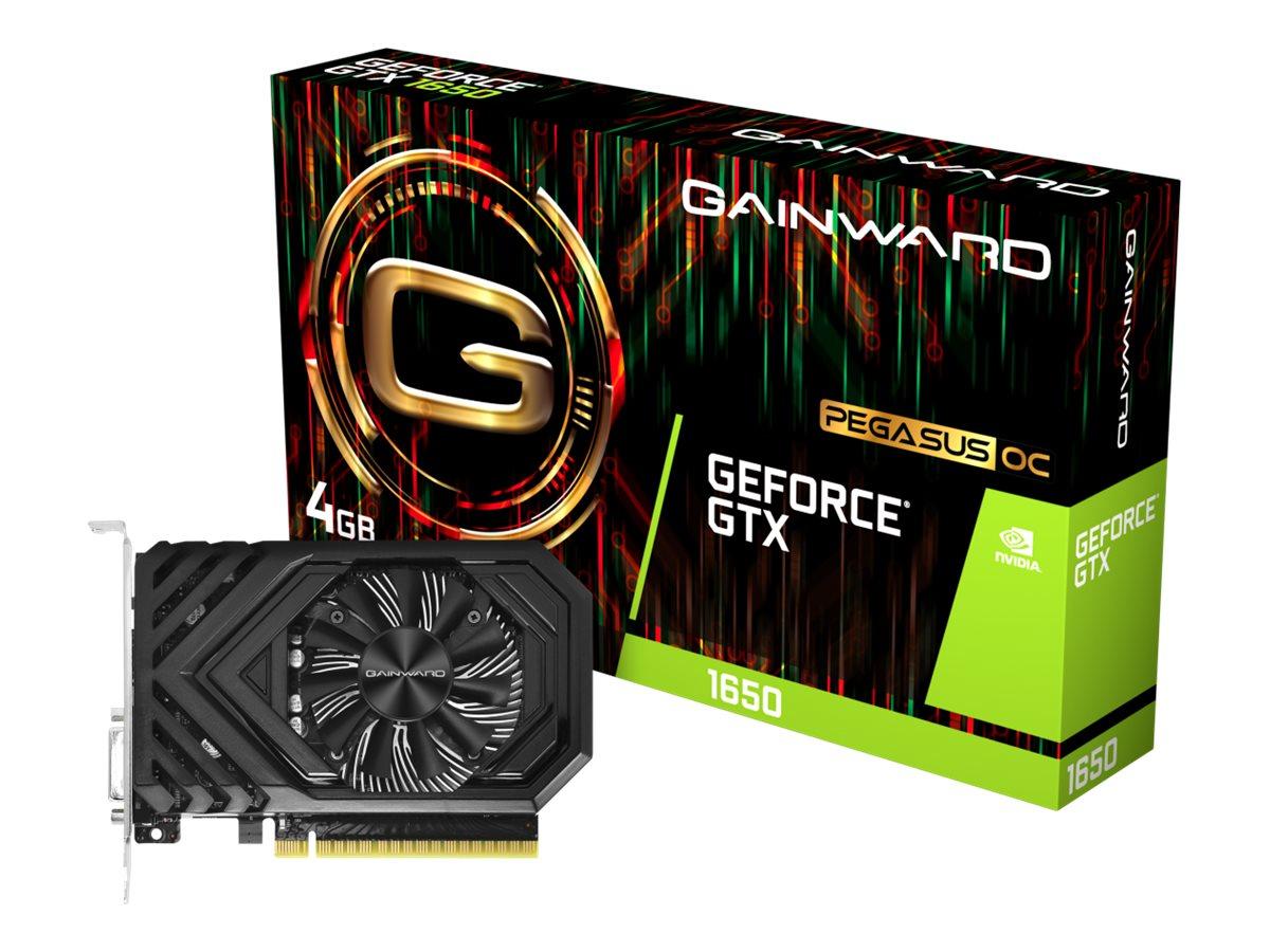 Gainward GeForce GTX 1650 Pegasus OC - Grafikkarten