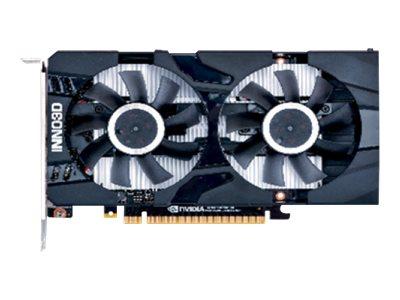 Vorschau: Inno3D GeForce GTX 1650 Twin X2 OC - Grafikkarten