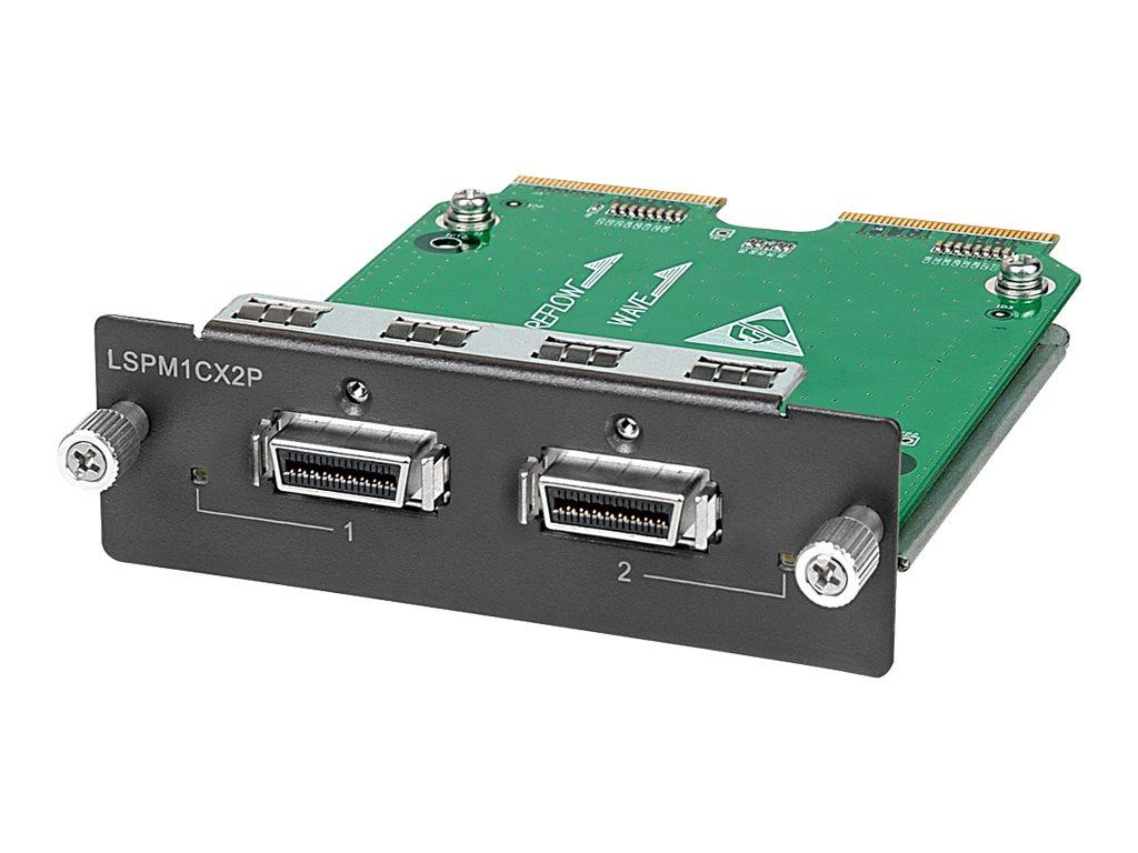 HP 5500/5120 10GbE CX4-Modul 2 Ports (JD360BR) - RENEW