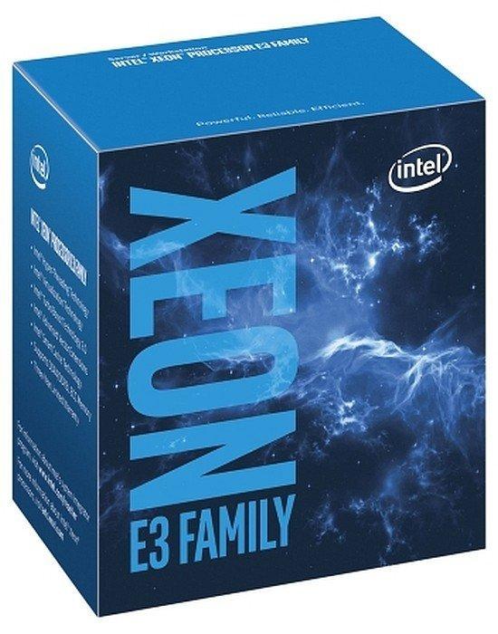 Vorschau: Intel Xeon E3-1240V6 Xeon E3 3,7 GHz - Skt 1151 Kaby Lake