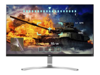 27UD68P-B 27Zoll 4K Ultra HD LCD/TFT Schwarz Computerbildschirm